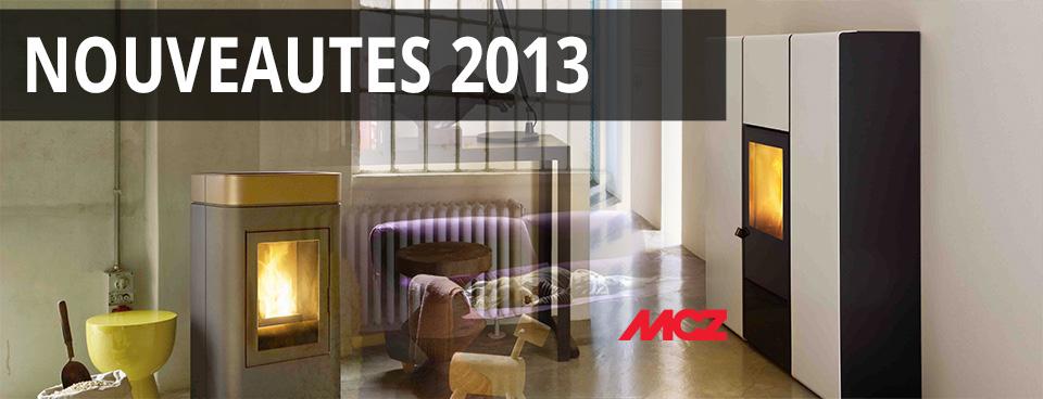 nouveautes MCZ 2013