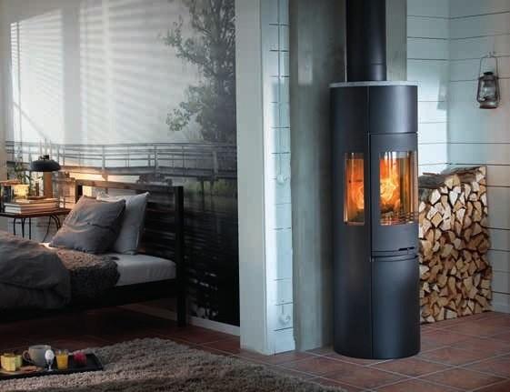 po le bois contura 596 style mondial po les. Black Bedroom Furniture Sets. Home Design Ideas