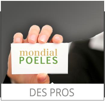 accueil Mondial Poêles - poêles à granulés et à bois Montpellier