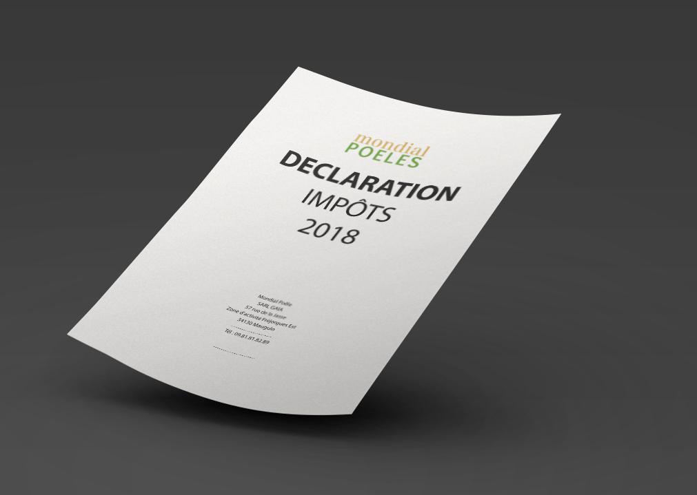 Declaration D Impots 2018 Comment Declarer Votre Poele A Granules