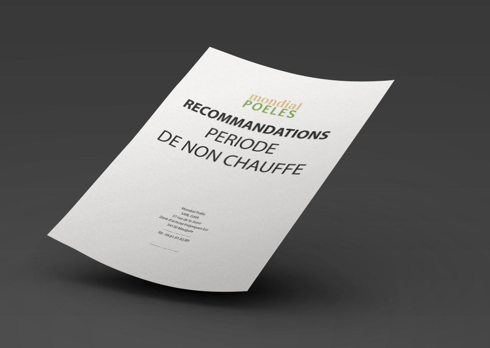 recommandations poele repos