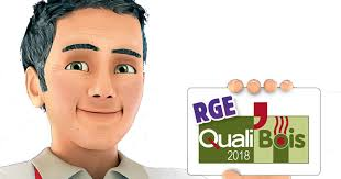RGE QUALIBOIS HOMME 2018