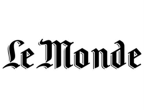 """MCZ s'invite dans le journal """"Le Monde"""""""