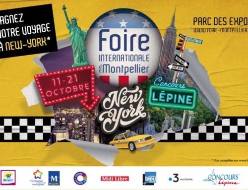 Foire de Internationale de Montpellier 2019 !