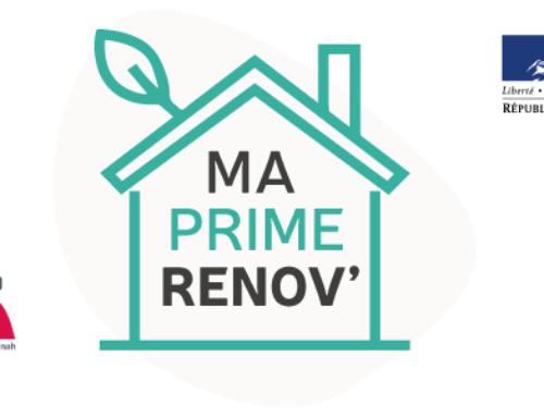 Ma Prime Rénov'
