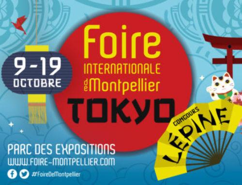 Foire de Internationale de Montpellier 2020 !